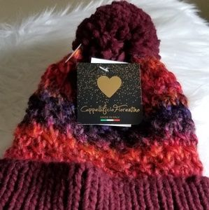 NEW ...Pom Beanie.. multiple colors